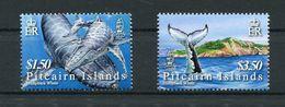 "Pitcairn - Mi.Nr. 715 / 716 - ""Wale"" ** / MNH (aus Dem Jahr 2006) - Pitcairn"