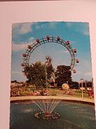 Wien Prater Riesenrad, Gelaufen 1973 - Prater