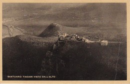 AK Santuario Tindari Visto Dall'alto - Ca. 1930 (31773) - Messina