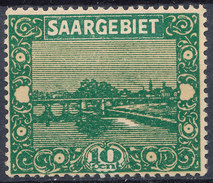 Stamp  Saar 1922 10c MLH - Nuovi