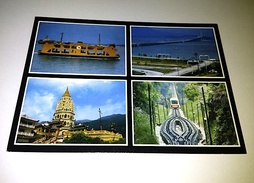 New Unused Postcard Penang #1 - Malaysia