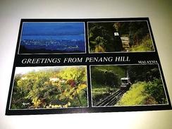 New Unused Postcard Penang #2 - Malaysia