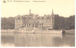 Château En Belgique - Brasschaet - Château De Brasschaet - Châteaux