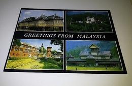 New Unused Postcard Malaysia #3 - Malaysia