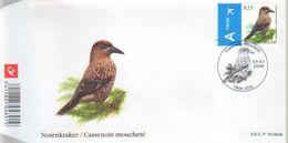 BUZIN / FDC / COB 3750 - 1985-.. Uccelli (Buzin)