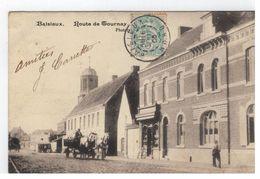 Baisieux.  Route De Tournay  1905 - Autres Communes