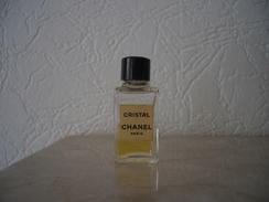 Miniature Chanel Cristal EDt 4.5ml - Vintage Miniatures (until 1960)