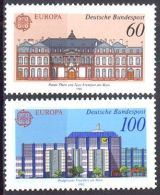 DEUTSCHLAND 1990 Mi-Nr. 1461/62 ** MNH - CEPT - 1990