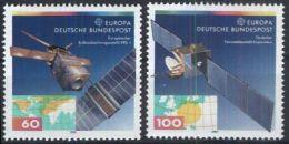 DEUTSCHLAND 1990 Mi-Nr. 1526/27 ** MNH - CEPT - 1990