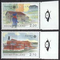 FINNLAND Mi-Nr. 1108/09 ** MNH - CEPT - 1990