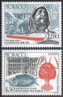 MONACO 1994 Mi-Nr. 2178/79 ** MNH - CEPT - Monaco