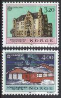 NORWEGEN 1990 Mi-Nr. 1046/47 ** MNH - CEPT - Norwegen
