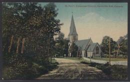 Canada. NB - Sackville. *St. Paul's Episcopal Church...* Nueva. - Other