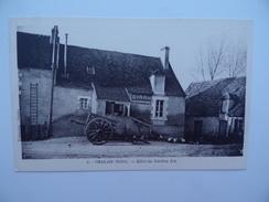 36 CHALAIS Indre HÔTEL Du GARDON FRIT édition Tiphanaud à Chalais N° 4 Publicité BYRRH Tabac - France