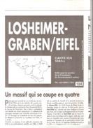 Losheimergraben/Eifel-Carte IGN-50A/5--1/25000+Belgique+Allemagne-Nordrhein-Westfalen-Stadtkyll- Edit.Vers L'Avenir-1996 - Topographical Maps