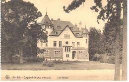 Château En Belgique - Cappellen - Les Etangs - Châteaux