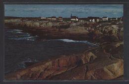 Canada. NS - Peggy's Cove. *Rugged Coastline...* Nueva. - Nueva Escosia