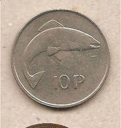 Irlanda - Moneta Circolata Da 10 Pence - 1978 - Irlanda