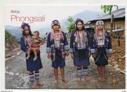 LAOS - AK302514 Akha - Phongsali - Laos