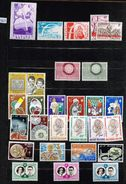 Lot Belg Selectie 1960 ** - België