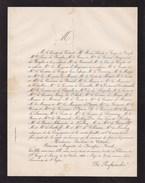 SAINT-GEORGES D'AUNAY Pauline De VIDART Princesse De BROGLIE-REVEL 39 Ans 1868 Famille De VERNEUIL De MURAT De BREUIL - Décès