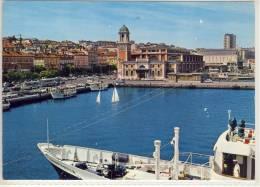TRIESTE  RIVA NAZARIO SAURO AQUARIO E PESCHERIA - Trieste
