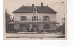MISEREY SALINES - HOTEL DE LA GARE - France