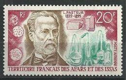 """Afars Aerien YT 76 (PA) """" L. Pasteur """" 1972 Neuf** - Afars E Issas (1967-1977)"""