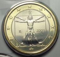===== 1 Euro Italie 2009 Sorti D'1 BU Mais Un Peu Oxydé ===== - Italy