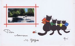 Bon Souvenir De Gages - Other Municipalities