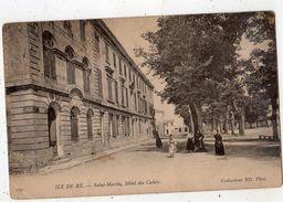 ILE DE RE SAINT-MARTIN-DE-RE HOTEL DES CADETS - Ile De Ré