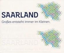 """BRD Saarland """"Großes Entsteht Immer Im Kleinen"""" - Souvenirs"""