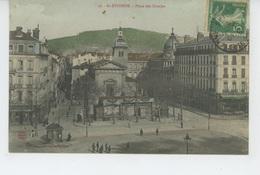 SAINT ETIENNE - Place Des Ursules - Saint Etienne