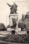METZ -  Monument Paul Déroulède - Metz