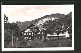 AK Wasach / Oberstdorf, Gasthof & Penson Wasach, Bes. Paul Maier - Oberstdorf