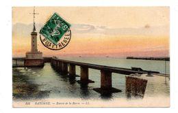 64 - BAYONNE . Entrée De La Barre - Réf. N°6304 - - Bayonne