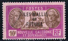 Wallis Et Futuna  - 1930  - Tb De NCE Surch - N° 64 - Oblit - Used - Wallis And Futuna
