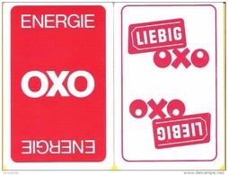 2 Dos De Carte : Oxo Liebig - Cartes à Jouer Classiques