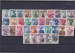 Österreich, Nr. 893/926, Gest. (T 402) - 1945-.... 2. Republik