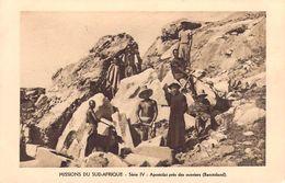 MISSIONS DU SUD-AFRIQUE Apostolat Près Des Ouvriers (Basutoland) (MISSION Religion) Série IV* PRIX FIXE - Missions