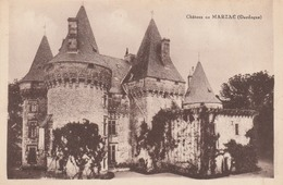 24 MARZAC         Château De MARZAC - France