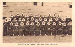 MISSIONS DU SUD-AFRIQUE Soeurs Indigènes Au Basutoland (MISSION Religion) Série I* PRIX FIXE - Missions
