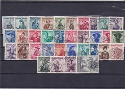 Österreich, Nr. 893/926, Gest. (T 403) - 1945-.... 2. Republik