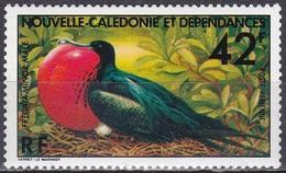 Neukaledonien New Caledonia 1977 Tiere Fauna Animals Vögel Birds Seevögel Fregattvögel, Mi. 599 ** - Neukaledonien