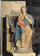 MADONNA DELL'UMILTA' - BASILICA DI POPPO - AQUILEIA (UD) - VIAGGIATA 1973 - Virgen Mary & Madonnas