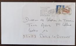 FRANCE Vigne Et Vin, Flamme Commemorative DORLISHEIM Route Des Vins D'alsace 1995 - Vins & Alcools