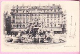 L150A_413 - Lyon - 10 La Fontaine Bartholdi, Place Des Terreaux - Carte Précurseur - Lyon