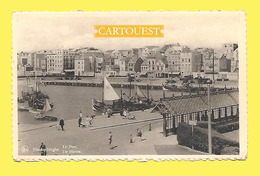 CPA BLANKENBERGE Le Port - Blankenberge