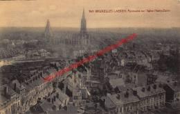 Panorama Sur L'église Notre-Dame - Laken - Laeken