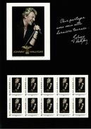 France // Collectors Johnny Hallyday 2009 - France